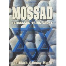 MOSSAD Izraelské tajné války (bazar)