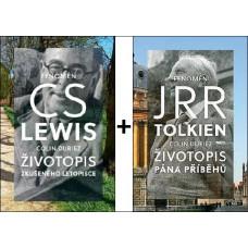 Akce životopis C.S. Lewis + J.R.R. Tolkien