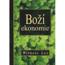 Boží ekonomie (2.vydání) (bazar)