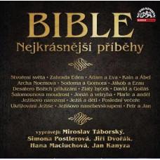 CD Bible - Nejkrásnější příběhy