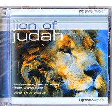 CD Paul Wilbur - Lion of Judah