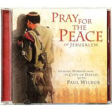 CD Paul Wilbur - Pray For The Peace of Jerusalem