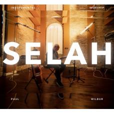 CD Paul Wilbur - Selah - Instrumental worship