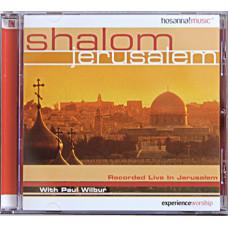 CD Paul Wilbur - Shalom Jerusalem