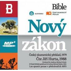 CD Nový zákon (čte Jiří Hurta)