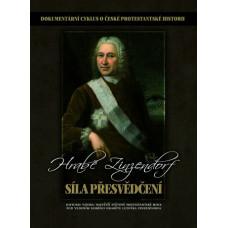 DVD Hrabě Zinzendorf - Síla přesvědčení