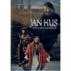 DVD Jan Hus - Cesta bez návratu