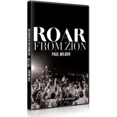 DVD Paul Wilbur - Roar From Zion