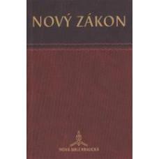 Nový zákon Nová Bible kralická 2005 (bazar)