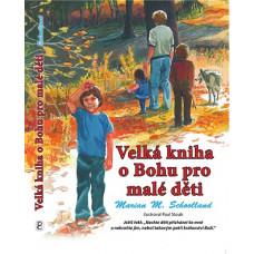 CD Velká kniha o Bohu pro malé děti