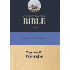 Výkladový komentář Bible - (Matouš – 2. Korintským)