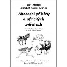 Abecední příběhy o afrických zvířatech (bazar)