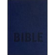 Bible Český studijní překlad s poznámkami, modrá barva