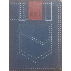 Bible ekumenická, jeans (bazar)