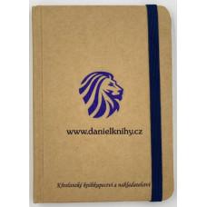 Zápisník (bez linek)