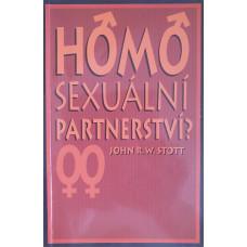 Homosexuální partnerství? (bazar)