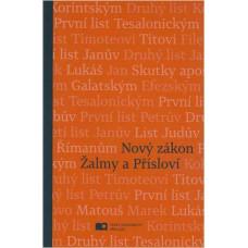 Nový zákon, Žalmy a Přísloví, oranžový