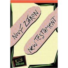 Nový zákon česko-anglický (B21-NLT)