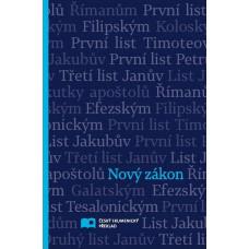 Nový zákon ekumenický překlad, modrá barva