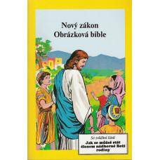 Nový zákon: Obrázková bible - komiks (bazar)