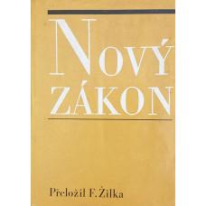 Nový zákon - Žilka 1966 (bazar)