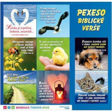 Pexeso biblické verše