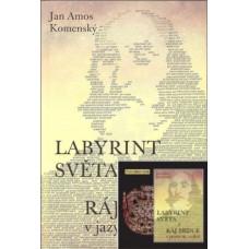 Labyrint světa a ráj srdce - v jazyce 21. století (Kniha + CD)