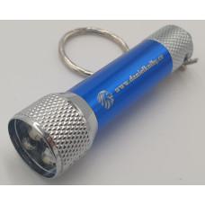 Klíčenka svítilna 3xLED dioda