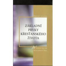 Základní prvky křesťanského života, 2. svazek (bazar)